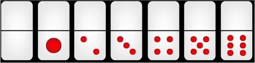 Kartu Domino Seri 0 1 - Cara Bermain DominoQQ Online