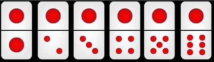 Kartu Domino Seri 1 1 - Cara Bermain DominoQQ Online