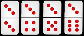 Kartu Domino Seri 3 - Cara Bermain DominoQQ Online
