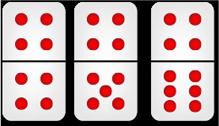 Kartu Domino Seri 4 1 - Cara Bermain DominoQQ Online