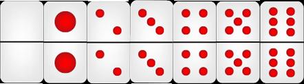 Seri Kembar - Cara Bermain DominoQQ Online